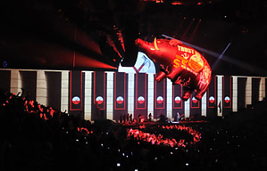 corporate event planning, event management companies, event management services, The Wall 30th Anniversary tour, Pink Floyd
