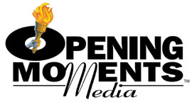 Opening Moments Media Corporation logo