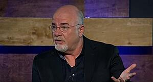 Dave Ramsey with a panel speaks to a live Fox News audience