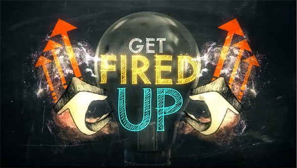 Get fired up with this fist pumping inspirational video that ignites innovation and vision