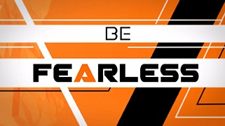 Elevate your sales force by kicking off with this motivational video with that inspires being fearless