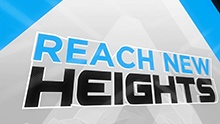 growth and new levels of achievement with the reach new heights inspirational video for sales people