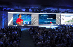 MASTER's keynote widescreen production